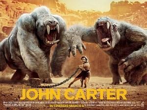 Interview: 'John Carter' press conference