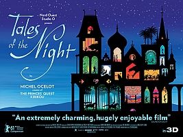 Film Review: 'Tales of the Night'