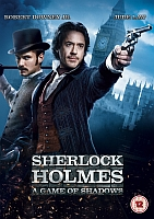 DVD Review: 'Sherlock Holmes: A Game of Shadows'