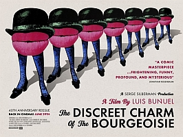 Film Review: 'The Discreet Charm of the Bourgeoisie'