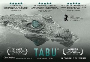 Film Review: 'Tabu'