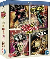 Competition: Win a Universal 'Reel Heroes' Blu-ray bundle *closed*