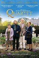 Film Review: 'Quartet'