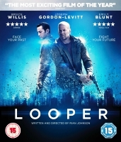 Competition: Win 'Looper' on Blu-ray *closed*