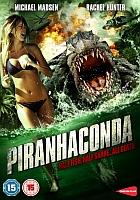 DVD Review: 'Piranhaconda'
