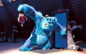 Blu-ray Review: 'Monsters, Inc.'