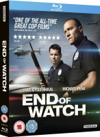 Competition: Win 'End of Watch' on Blu-ray *closed*