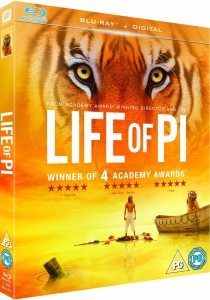 Competition: Win 'Life of Pi' on Blu-ray *closed*
