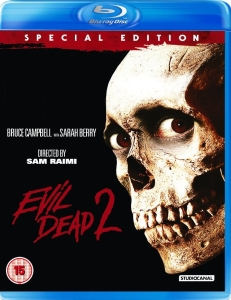 Blu-ray Review: 'Evil Dead II'
