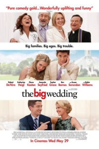 Film Review: 'The Big Wedding'
