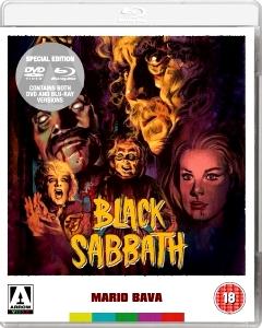 Blu-ray Review: 'Black Sabbath'