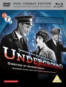 Blu-ray Review: 'Underground'