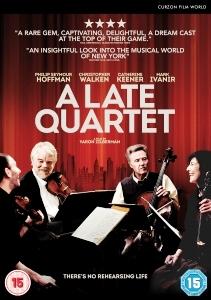 DVD Review: 'A Late Quartet'