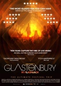 DVD Review: 'Glastonbury: The Movie in Flashback'
