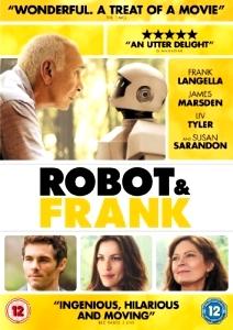 DVD Review: 'Robot & Frank'