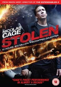 DVD Review: 'Stolen'