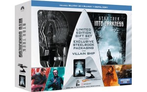 Competition: Win 'Star Trek Into Darkness' *closed*