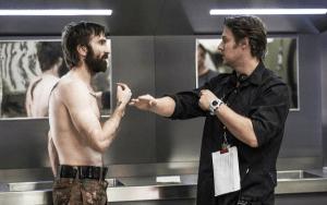 Interview: 'Elysium' star Sharlto Copley