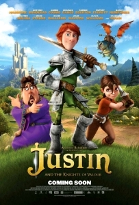 Film Review: 'Justin and the Knights of Valour'