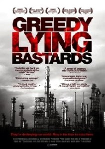Film Review: 'Greedy Lying Bastards'