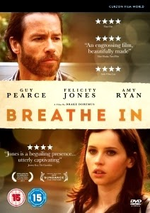 DVD Review: 'Breathe In'