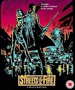 Blu-ray Review: 'Streets of Fire'