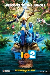 Film Review: 'Rio 2'