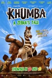 Film Review: 'Khumba: A Zebra's Tale'