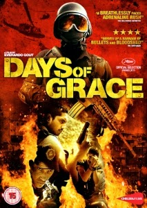 Competition: Win 'Days of Grace' *closed*