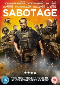 DVD Review: 'Sabotage'