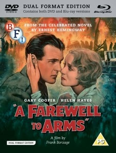 Blu-ray Review: 'A Farewell to Arms'