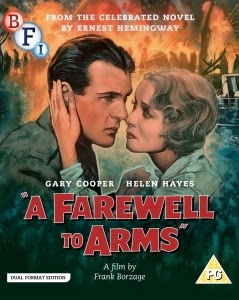 Competition: 'A Farewell to Arms' *closed*