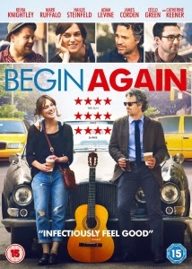 Competition: Win 'Begin Again' *closed*