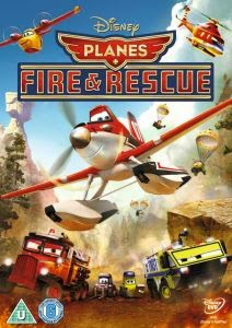 DVD Review: 'Planes: Fire & Rescue'