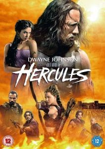 DVD Review: 'Hercules'
