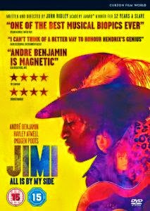 DVD Review: 'Jimi: All Is by My Side'