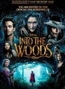 Film Review: 'Into the Woods'