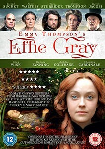 DVD Review: 'Effie Gray'