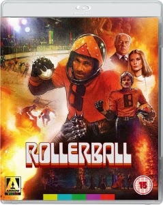 Blu-ray Review: 'Rollerball'