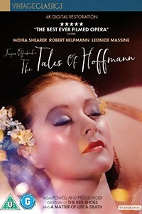 DVD Review: 'The Tales of Hoffmann'