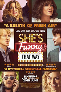 Film Review: 'She's Funny That Way'