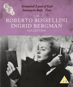 Blu-ray Review: 'Rossellini & Bergman Collection'