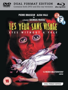 DVD Review: 'Eyes Without a Face'