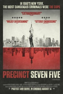 Film Review: 'Precinct Seven Five'