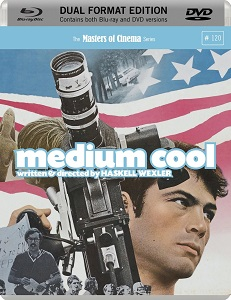 Blu-ray Review: 'Medium Cool'
