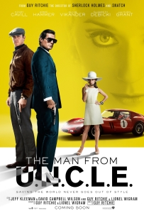 Film Review: 'The Man from U.N.C.L.E.'