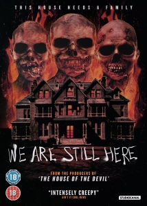 DVD Review: 'We Are Still Here'