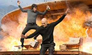 DVD Review: Grimsby