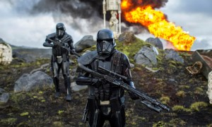 First Review: Rogue One: A Star Wars Story