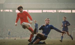 DVD Review: George Best: All By Himself